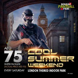 Cool summer Weekend Deal