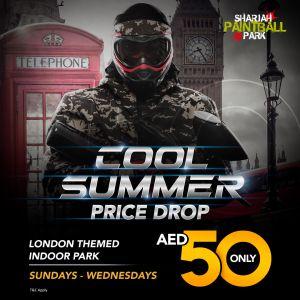 Cool summer Weekdays Deal