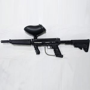 (Rental Marker Upgrade) Tippmann 98 Rental with Flatline Barrel (Limited Quantity)
